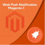 web push notification in magento