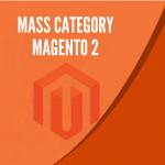 mass categories import export in magento 2
