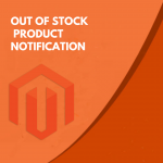 out of stock product notification