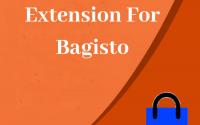 Bagisto & header footer extension