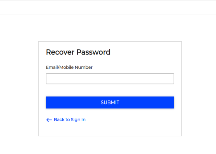 Reset Password Bagisto Mobile Login Extension and OTP Verification